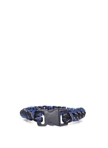Mavi Bileklik Siyah